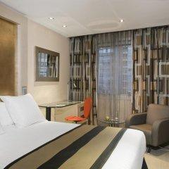 Отель Melia Sevilla 4* Стандартный номер с различными типами кроватей
