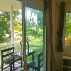 Отель Samui Goodwill Bungalow Таиланд, Самуи - отзывы, цены и фото номеров - забронировать отель Samui Goodwill Bungalow онлайн балкон