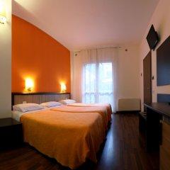 Lux Hotel Durante 2* Стандартный номер с различными типами кроватей фото 5