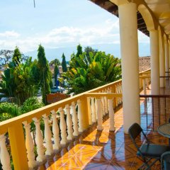 Hotel Antigua Comayagua балкон