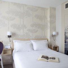 Отель Mercure Paris Notre Dame Saint Germain Des Pres 4* Стандартный номер с различными типами кроватей фото 8