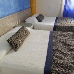 Hotel Club Del Sol Acapulco 3* Стандартный номер с различными типами кроватей фото 6