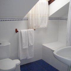 Отель Hosteria Peña Sagra ванная фото 2