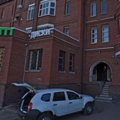 Гостиница Rooms Esperanto парковка