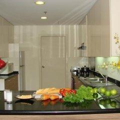 Отель Somerset Chancellor Court Ho Chi Minh City 4* Студия Делюкс с различными типами кроватей фото 3