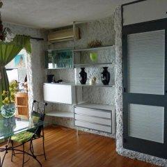 Отель Balcons Du Lotus Пунаауиа комната для гостей фото 2