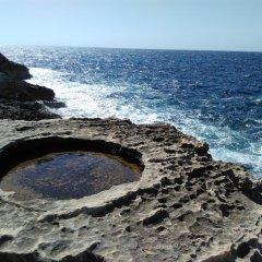 Отель Villa Al Faro пляж фото 2