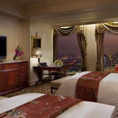 Отель The Ritz Carlton Guangzhou 5* Номер Делюкс фото 4