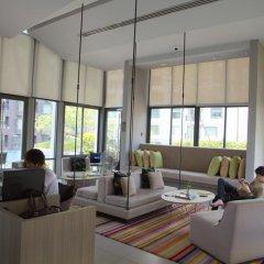 Отель The Fuse Таиланд, Бангкок - отзывы, цены и фото номеров - забронировать отель The Fuse онлайн интерьер отеля