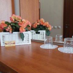 Гостиница Ганза Номер Комфорт с различными типами кроватей фото 3