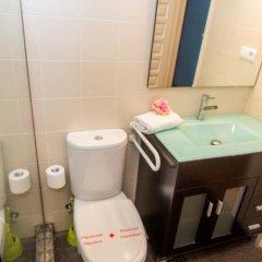 Отель Agi Riu Segre Villa Курорт Росес ванная фото 2