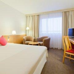 Novotel Warszawa Centrum Hotel 4* Стандартный номер с различными типами кроватей фото 2
