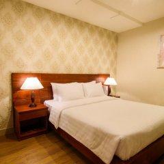 Hong Vy 1 Hotel 3* Улучшенный номер с различными типами кроватей фото 3