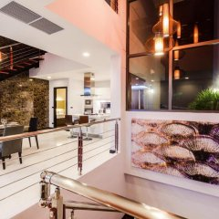 Отель AQUA Villas Rawai 4* Стандартный номер с разными типами кроватей фото 6