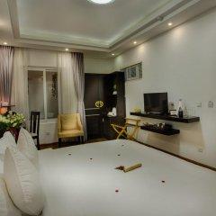 Noble Boutique Hotel Hanoi 3* Номер Делюкс с различными типами кроватей фото 4