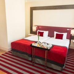 Отель Mercure Warszawa Grand 4* Стандартный номер с различными типами кроватей