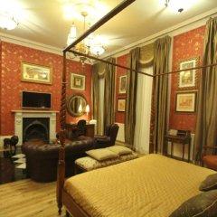 Отель Opulence Central London 4* Стандартный номер с различными типами кроватей фото 2