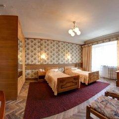 Гостиница Голосеевский 2* Стандартный номер с 2 отдельными кроватями (общая ванная комната) фото 4