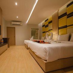 Отель Platinum Патонг комната для гостей фото 4