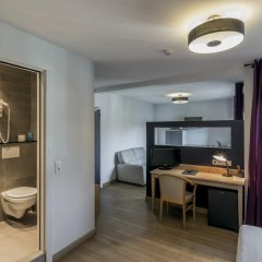 Отель Le Cygne D'Argent удобства в номере