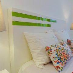 Отель RS Porto Campanha Апартаменты разные типы кроватей фото 15