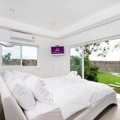 Отель Villa 7th Heaven Beach Front 4* Вилла с различными типами кроватей