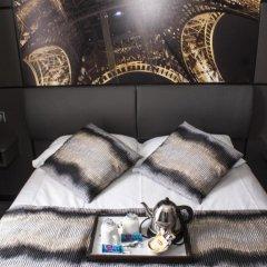 Отель Carina Tour Eiffel 3* Стандартный номер с различными типами кроватей фото 5