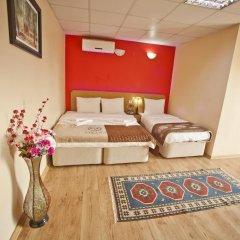 Avcilar Vizyon Hotel 3* Стандартный номер с двуспальной кроватью фото 5