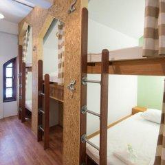 Barn And Bed Hostel Кровать в общем номере фото 20