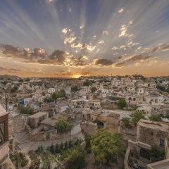 Elika Cave Suites Турция, Ургуп - отзывы, цены и фото номеров - забронировать отель Elika Cave Suites онлайн балкон