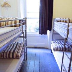 Brighton Youth Hostel Кровать в общем номере с двухъярусной кроватью фото 11