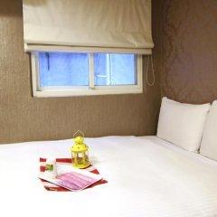 Отель Ximen Taipei DreamHouse 2* Стандартный номер с двуспальной кроватью фото 2