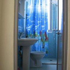 Отель Aparthotel Vila Tufi Албания, Шенджин - отзывы, цены и фото номеров - забронировать отель Aparthotel Vila Tufi онлайн ванная