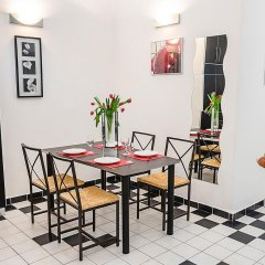 Апартаменты Black & White Apartment Будапешт в номере фото 3