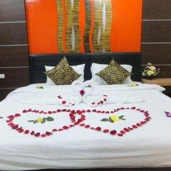Dengba Hostel Phuket Улучшенный номер с различными типами кроватей фото 28