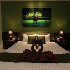 Отель The Guide Hometel 2* Номер Делюкс разные типы кроватей фото 12