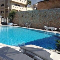 Отель Annapolis Inn Греция, Родос - отзывы, цены и фото номеров - забронировать отель Annapolis Inn онлайн бассейн фото 2