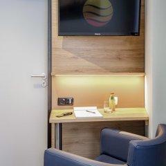 Comfort Hotel Frankfurt Central Station 3* Стандартный номер с различными типами кроватей