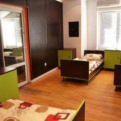 Wanted Hostel Кровать в общем номере с двухъярусной кроватью фото 5