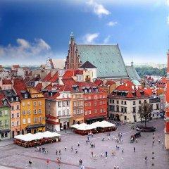 Апартаменты Elegant Apartment Foksal Варшава фото 10