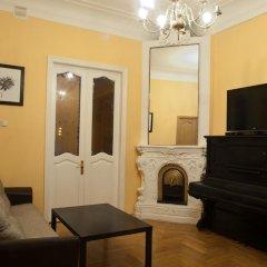 Central Hostel na Novinskom комната для гостей фото 3