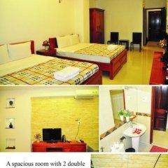 Nguyen Khang Hotel 2* Стандартный номер с различными типами кроватей фото 8