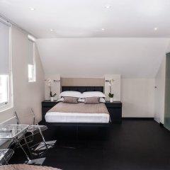 Отель 88 Studios Kensington Семейная студия с двуспальной кроватью фото 10