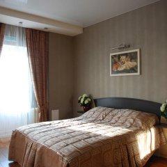 Гостиница Браво Люкс комната для гостей фото 2