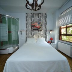 Отель Noble House Galata 3* Стандартный номер с различными типами кроватей фото 19