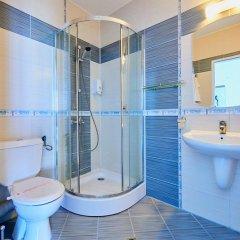 Отель Family Hotel Regata Болгария, Поморие - отзывы, цены и фото номеров - забронировать отель Family Hotel Regata онлайн ванная