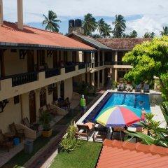 Drifters Hotel & Beach Restaurant балкон