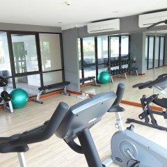 Отель Chic&Cool Condo Bang Tao фитнесс-зал