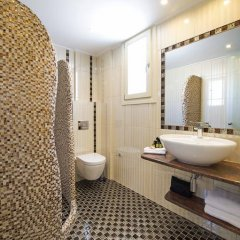 Отель Acroterra Rosa 5* Люкс с различными типами кроватей фото 6