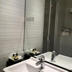Elysees Union Hotel 3* Стандартный номер с разными типами кроватей фото 10
